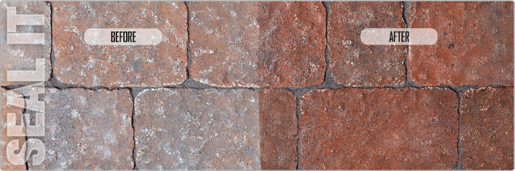 Wonderful Satin Look 150x150 Sealing Your Paver Patio
