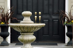 iStock 138074313 300x199 Adding a Fountain to Your Landscape