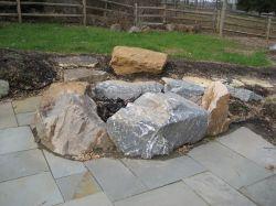 Flat Back Natural Stones
