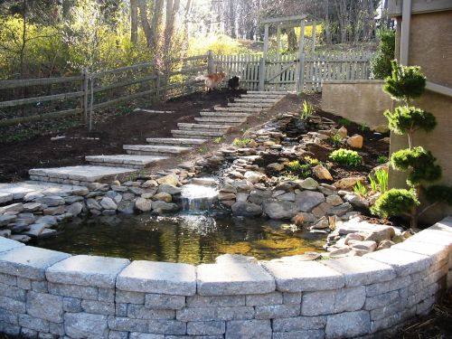 natural stone landscaping supplier