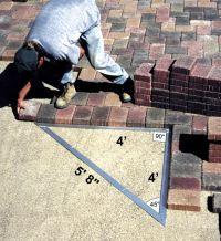 specialized safety hardscape tools professional landscape design