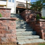 CKC Retaining Wall 150x150 Building a Wall Step 1: Determining Structure