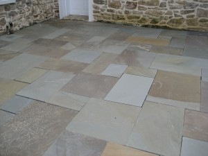 Flagstone 300x225 Hardscaping Projects:  Understanding Patio Materials