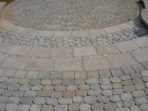 Unusual Pavers 300x225 Hardscaping Projects:  Understanding Patio Materials
