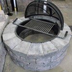 Outdoor Fire Pit: Woodward Landscape Supply