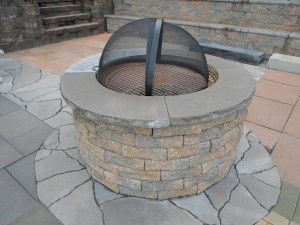 EP Henry Fire Pit 300x225 Autumn Hardscaping and Maintenance Projects