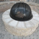 Techo Bloc Valencia 150x150 Fire Pit Kits: Easy and Attractive Outdoor Enhancement