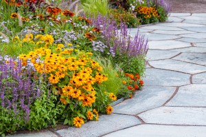 iStock 497583765 300x199 Installing a Flagstone Walkway in Your Garden