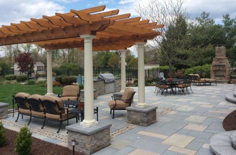 patio design e1532526681780 How to Design a Patio