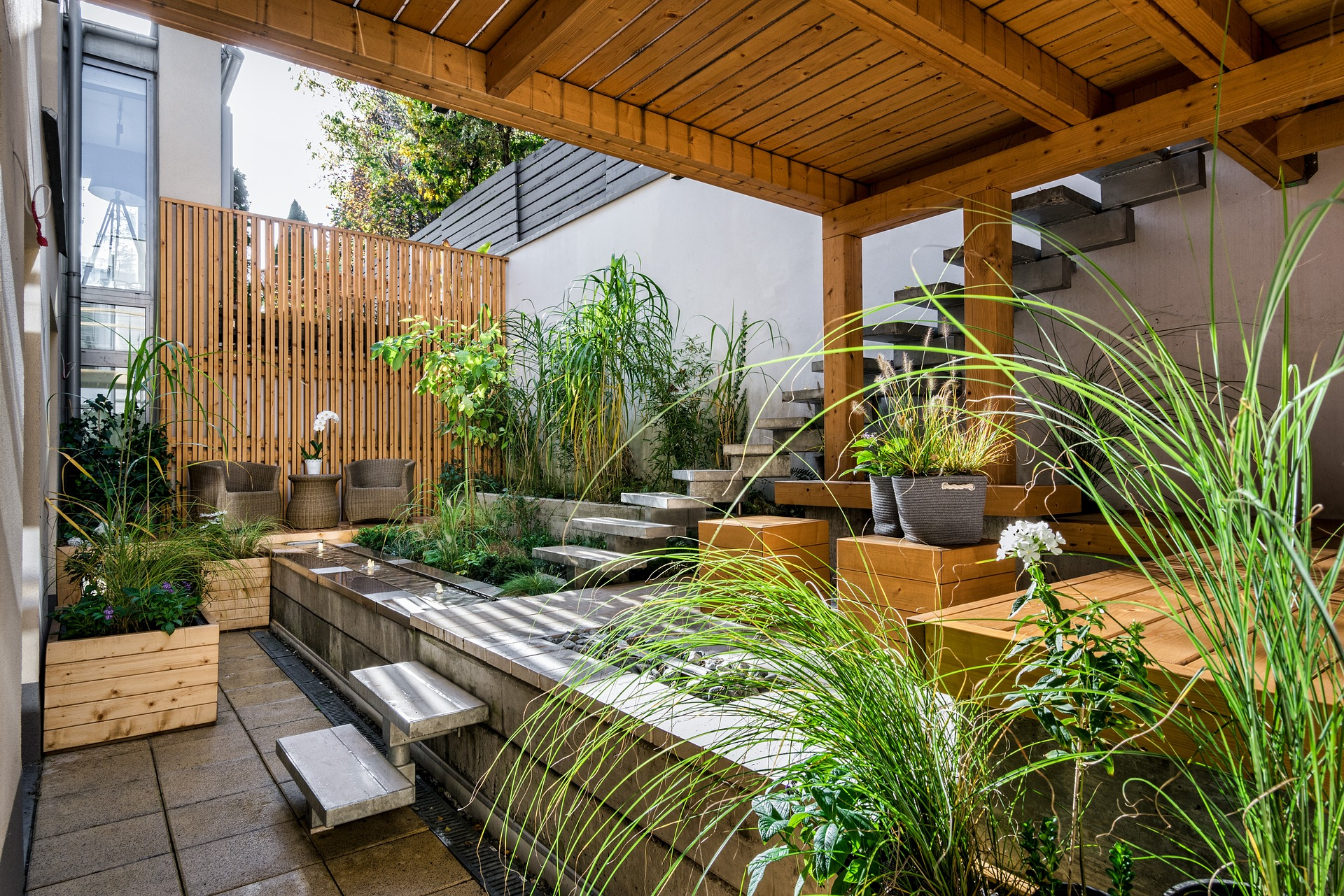 4 Ways to Turn Your Backyard into a True Zen Oasis