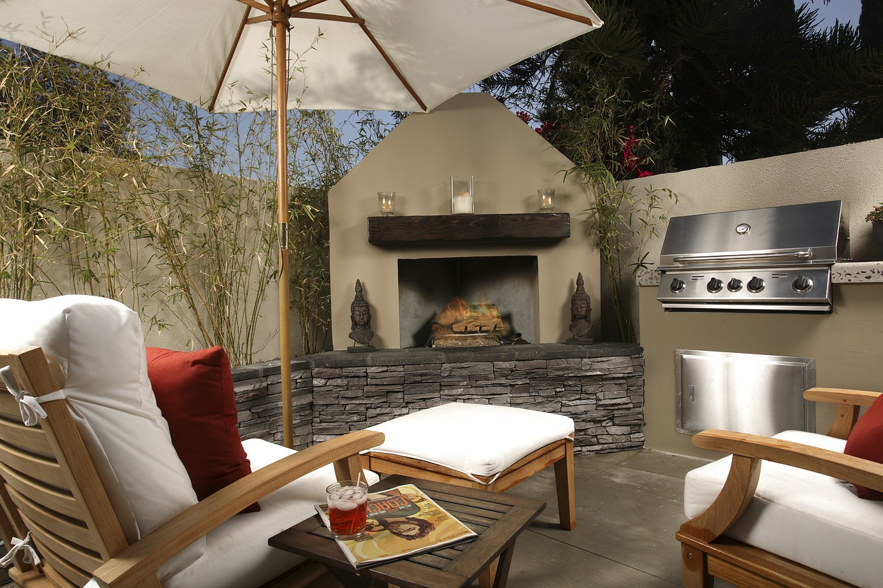 Pro Tips 5 Ideas To Create An Amazing Outdoor Kitchen Hardscape